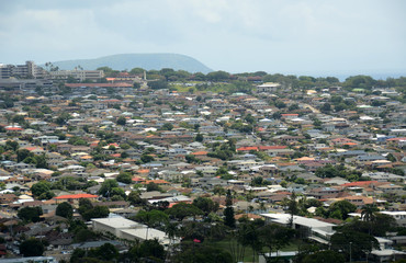 Rooftops of Honolulu