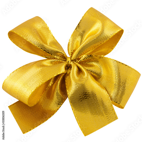 noeud dor emballage cadeau photo libre de droits sur la banque d 39 images image. Black Bedroom Furniture Sets. Home Design Ideas