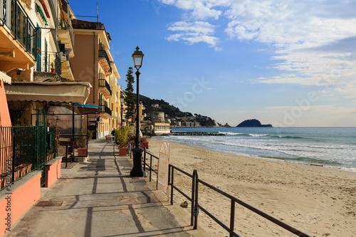 Liguria weather September temperature