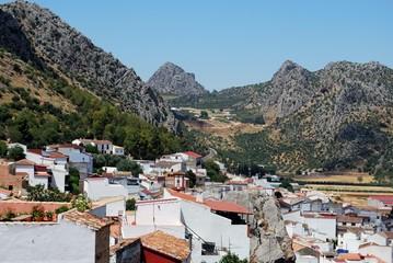 White village, Benaojan, Andalusia © Arena Photo UK