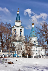 Church of the Nativity of Christ in Besedy, Moscow region