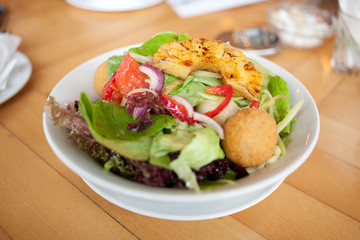 tasty garden salad