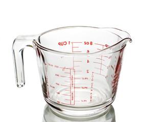Measuring mug