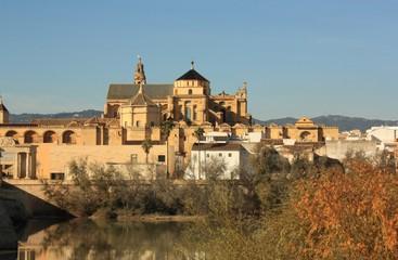 Cordoba town in Spain.