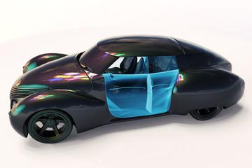Generic model of car