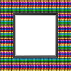Cadre Multicolor