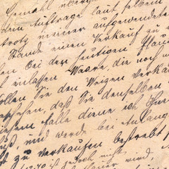 Old handwriting - circa 1881
