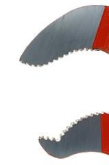 Wasserrohrzange Detail