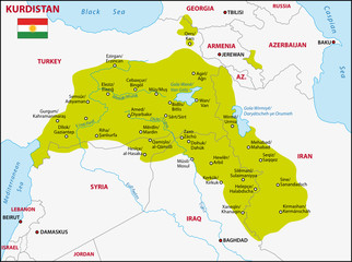 Kurdistan Karte 2019.Kurdistan Map Photos Royalty Free Images Graphics Vectors