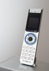 Modern landline phone
