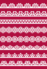 Lace patterns 2