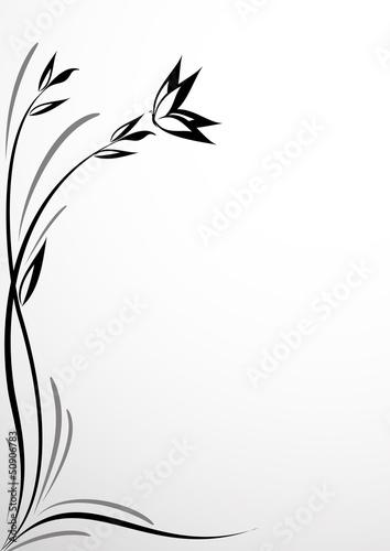 Sfondo decorazione floreale immagini e vettoriali for Decorazione floreale
