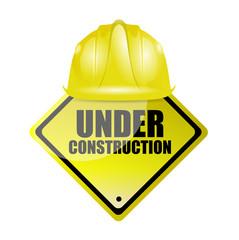 under construction illustration design