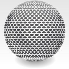 abstrakt kugel
