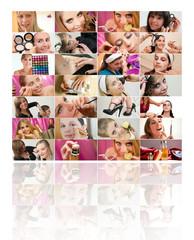 Mur de maquillage 3