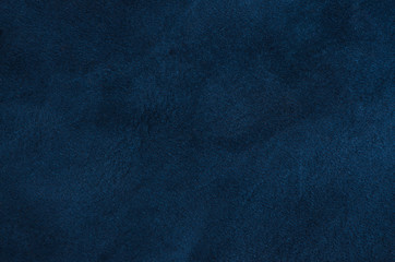 Wall Mural - Blue leather texture