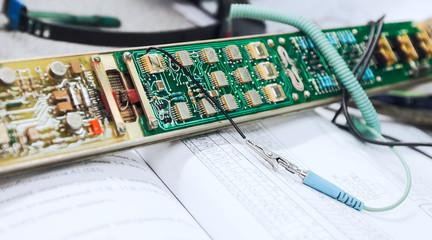 electronics repair fee