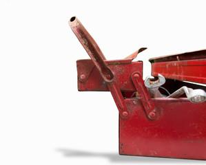 used tool box