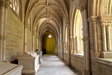 cloister evora cathedral