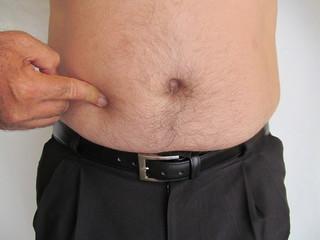 la celulitis en mi cintura no es sexy