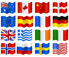Flaggenset