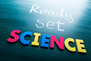 Ready, set, science!