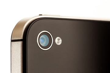 Smartphone Camera Close Up