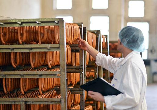 Qualitätskontrolle Lebensmittelindustrie // quality control