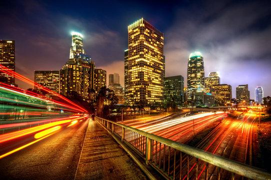 LA Financial District