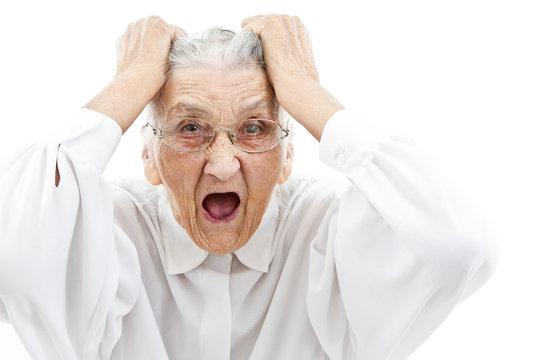 neurotic grandma