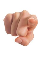 Human Hand Pointing