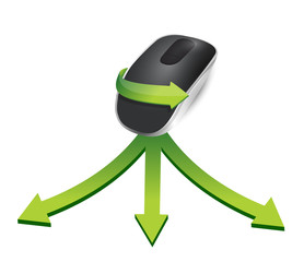 where to go Wireless computer mouse