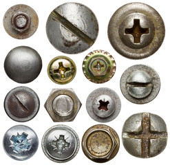Fototapete - Metal details