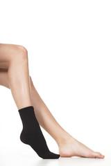 Tolle Frauen Beine mit Socken