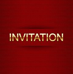 INVITATION_Fond Mailles Rouges