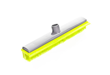 Scrubbing broom