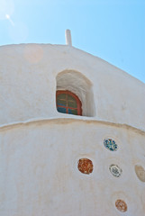 Fototapete - Greece Sifnos,Colorful sea view on the island