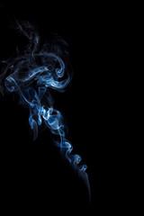 Smoke dancing.