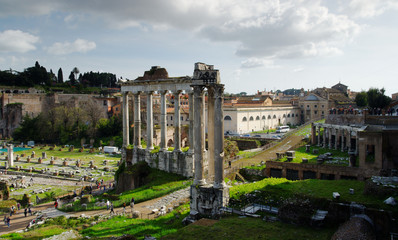 Roma Foro Romano