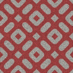 Knitted pattern. Seamless texture.