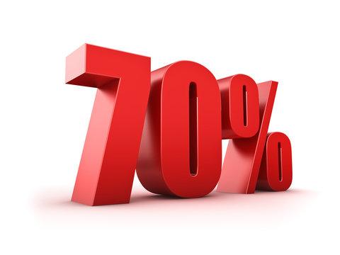 70 Prozent