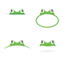 Frog banners