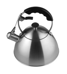 Tea kettle isolated on white background