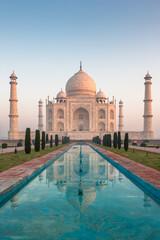 Keuken foto achterwand India Taj Mahal, Agra, India