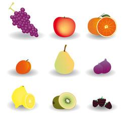 Set de Fruits