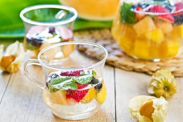 Fruits sangria