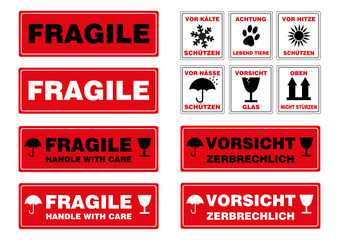 Zerbrechlich Stock Photos And Royalty Free Images Vectors