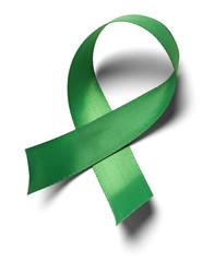 Green Support Ribbon