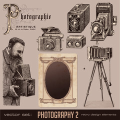 vector set: Photography (2)