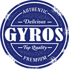Authentic Greek Gyros